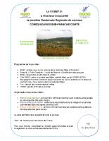 Bulletin d'inscription marche régionale