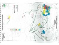Carte d'aménagement